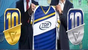 Patrocinador Especial Top Eleven 2020